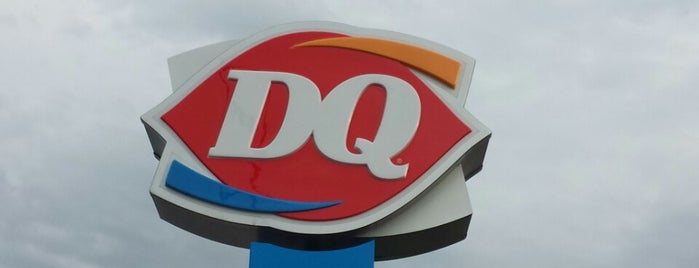 Dairy Queen is one of Places worth going back to..