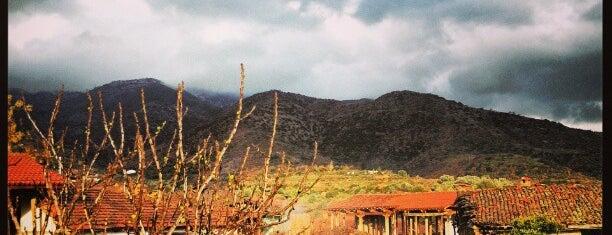 Birgi Çinaraltı Pansiyon is one of Küçük ve Butik Oteller Türkiye.