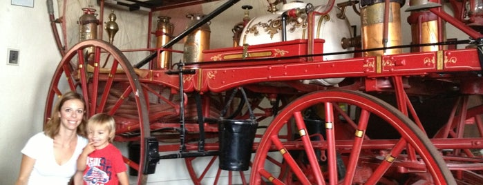 Firehouse Museum is one of San Diego.
