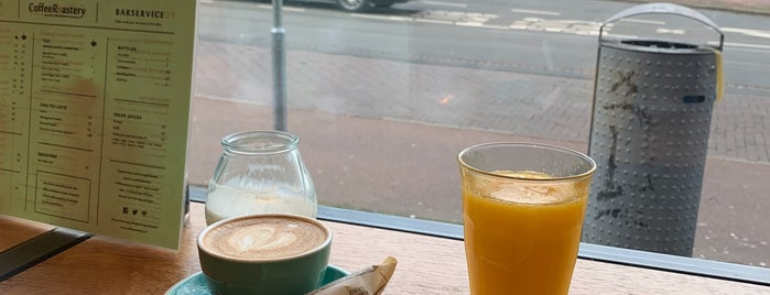 CoffeeRoastery DaCosta is one of Amsterdam 🇳🇱.