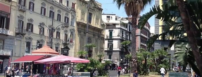 Napoli is one of Naples, Capri & Amalfi Coast.