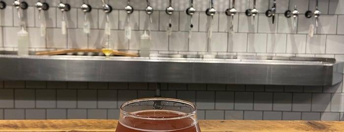 Big Alice Barrel Room is one of Breweries.