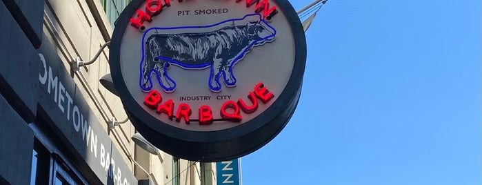 Hometown Bar-B-Que is one of NYC Treat Day 8+.
