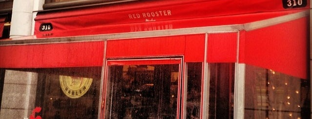 Red Rooster is one of New York.