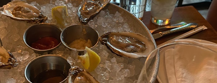 Bar Crudo Oyster Bar & Restaurant is one of BRooklyn-PARK SLOPE.