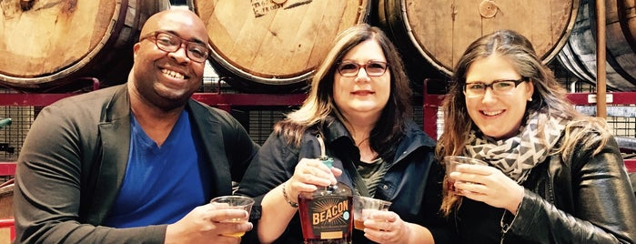Denning's Point Distillery is one of Beacon.
