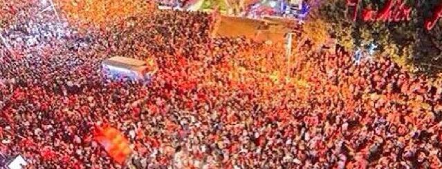 Cumhuriyet Meydanı is one of Gittiğim Yerler.