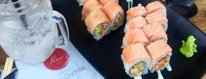 River Restaurant is one of Michael : понравившиеся места.