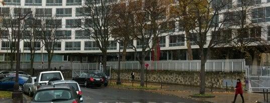 国際連合教育科学文化機関 is one of Paris, je t'aime.