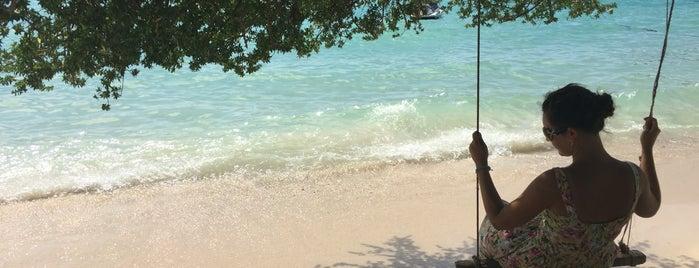 Nual Beach is one of Orte, die Анна gefallen.