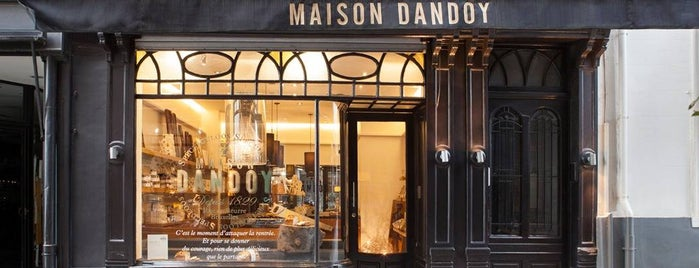 Maison Dandoy - Sablon is one of Brussels.