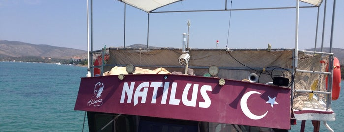 NATILUS is one of Batıkanさんのお気に入りスポット.