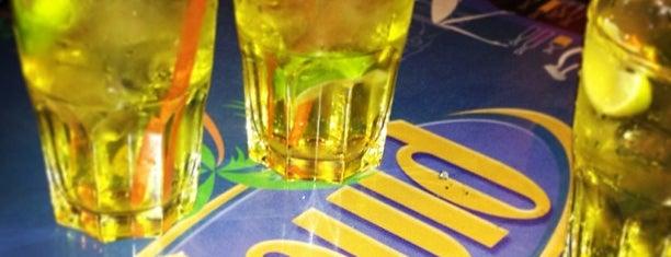 Liquid is one of Alassio.