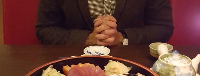 Sushi Cent is one of Locais curtidos por Mac.