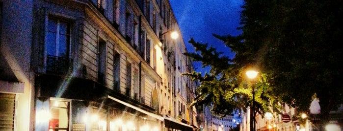 O'Paris is one of Les 400 lieux branchés de Paris : Boire.
