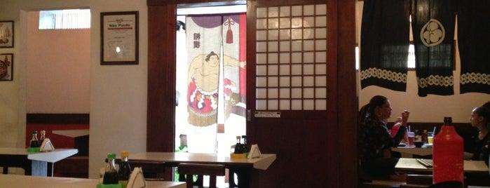 Restaurante Yamamoto is one of Posti che sono piaciuti a Elcio.