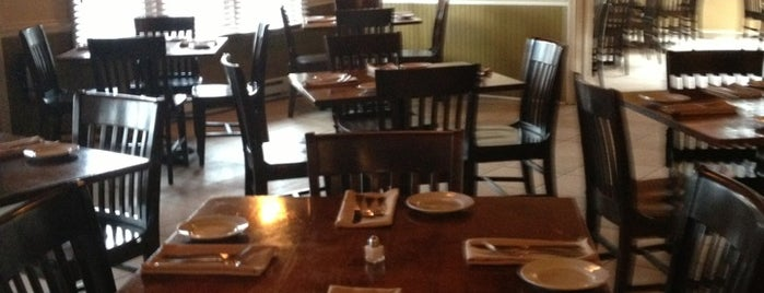 Ella's Wood Burning Oven Restaurant is one of South Coast.