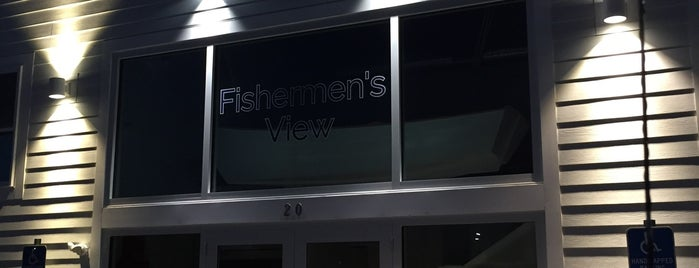 Fishermen's View is one of THE WEEKEND.