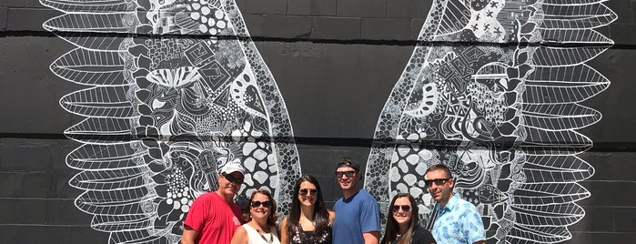 Nashville Whatliftsyou Mural is one of Nashville - Christy.