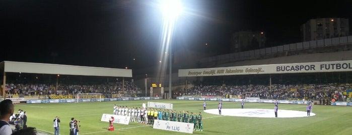 Buca Arena Stadyumu is one of Lieux qui ont plu à Ahmet.
