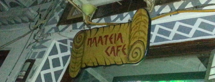Plateia Cafe is one of Chios.