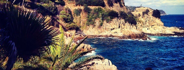 Platja de Fenals is one of Costa Brava.