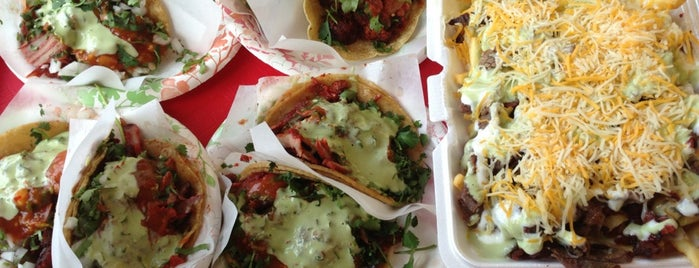 Tacos El Gordo is one of Placestoeat.
