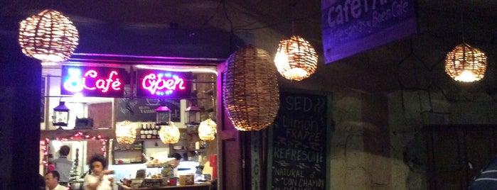 Café T'Arte is one of Tempat yang Disukai Chio.