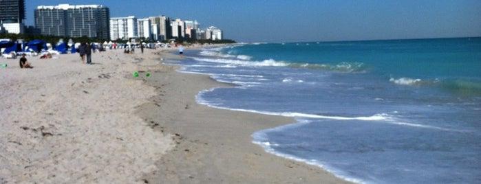 10th Street Beach is one of Orte, die Tom gefallen.