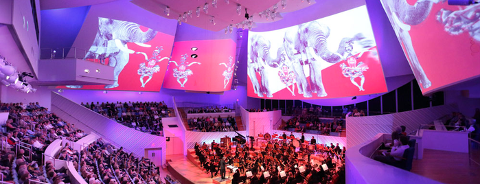 New World Symphony is one of Miami: history, culture, and outdoors.