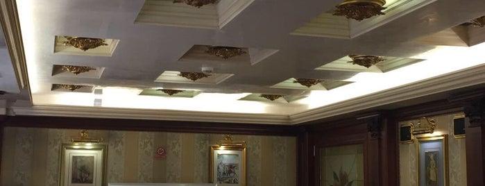 Royal San Marco Hotel is one of Locais curtidos por Joaquin.