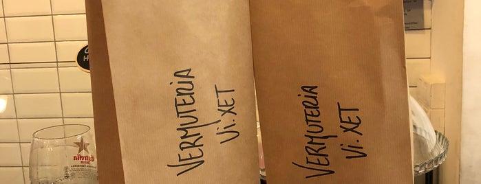 Vermutería Vi.Xet is one of Tapear en Palma.
