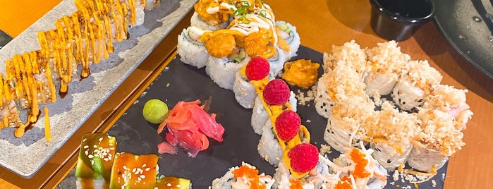 Masami Sushi is one of Lieux sauvegardés par Queen.