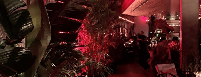 Gitano Jungle Room is one of Time out recs.