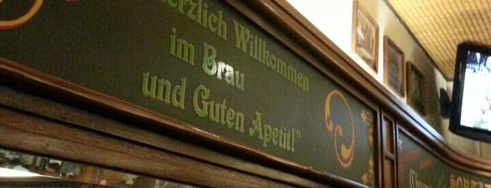 Braugarten is one of My list.