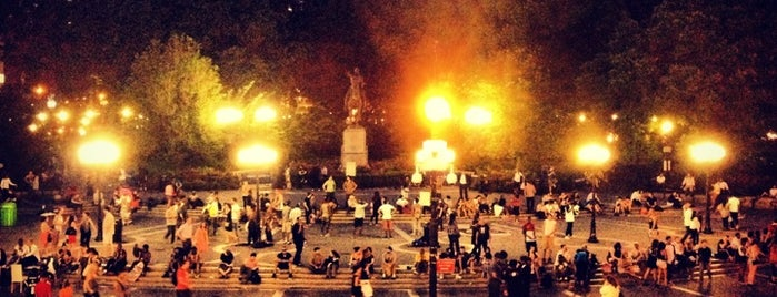 Union Square Park is one of NYC Summer Activities.