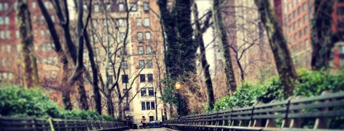 Carl Schurz Park is one of New York: Where to Go.
