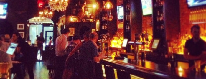 Tavern29 is one of USA NYC Favorite Bars.