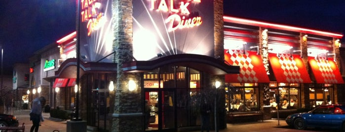 Table Talk Diner is one of Hudson Valley.