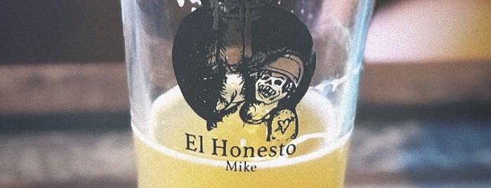 El Honesto Mike is one of Stgo. City.