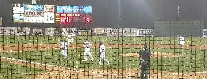Harry C Pohlman Field is one of Minor League Ballparks.