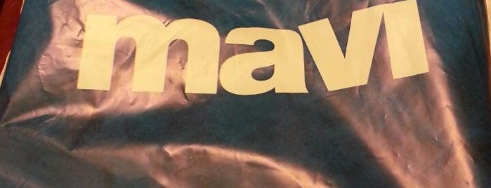 Mavi is one of Tempat yang Disukai Irfan.
