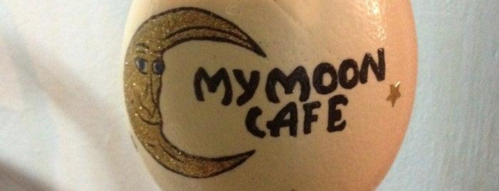 Mymoon Nargile Cafe is one of Posti che sono piaciuti a Çağlar.