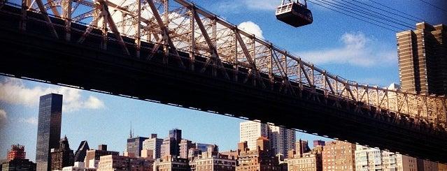 Roosevelt Island is one of NEW YORK CITY : Manhattan in 10 days! #NYC enjoy.