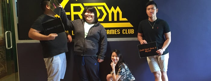 X-Room is one of new york.