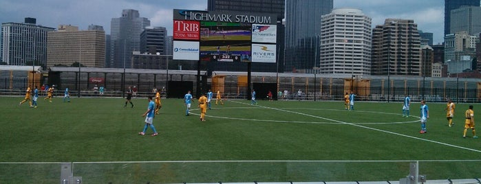 Highmark Stadium is one of go📅🔛✔️.