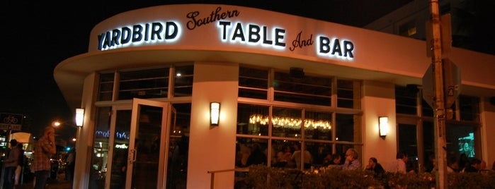 Yardbird Southern Table & Bar is one of New Times' Best of Miami 10x Level up - Checked.
