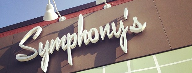 Symphony's is one of WBEZ Member Card Restaurant Discounts.