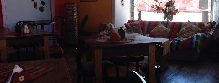 Café Cultural Frida is one of Comida.