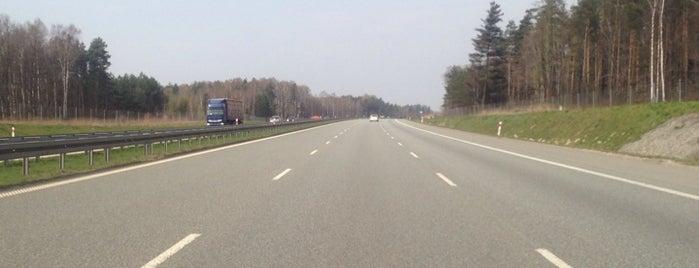 Węzeł A1 | Knurów is one of สถานที่ที่ Сергей ถูกใจ.